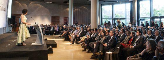 Convención, habla Marta Rovira