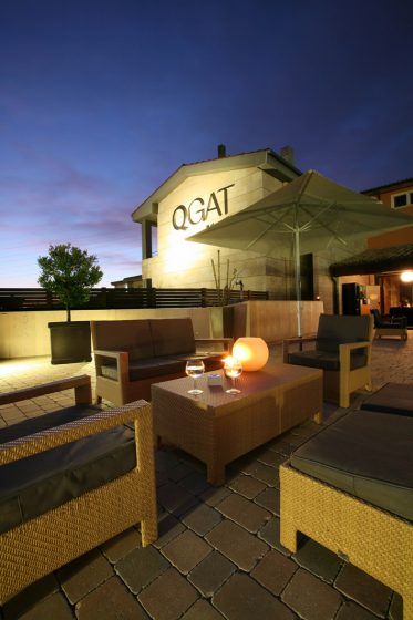 Exteriores chill out Qgat