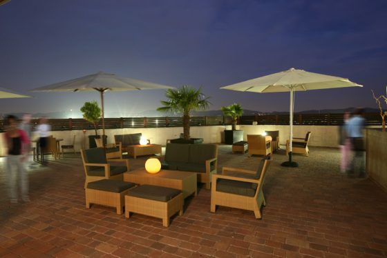 Terraza Chill out Qgat